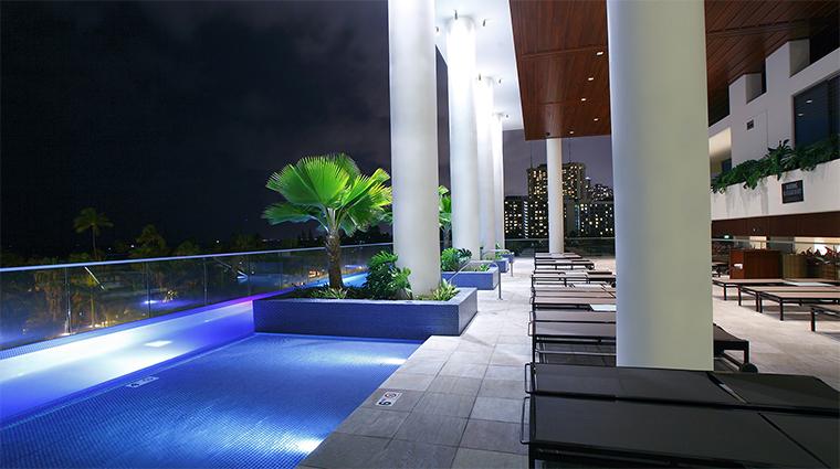 Property TrumpWaikiki Hotel 4 Pool InfinityPool CreditTrumpInternationalHotel