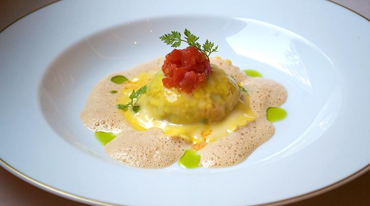Property Vaucluse Restaurant Dining RavioledeHomard AltamareaGroup