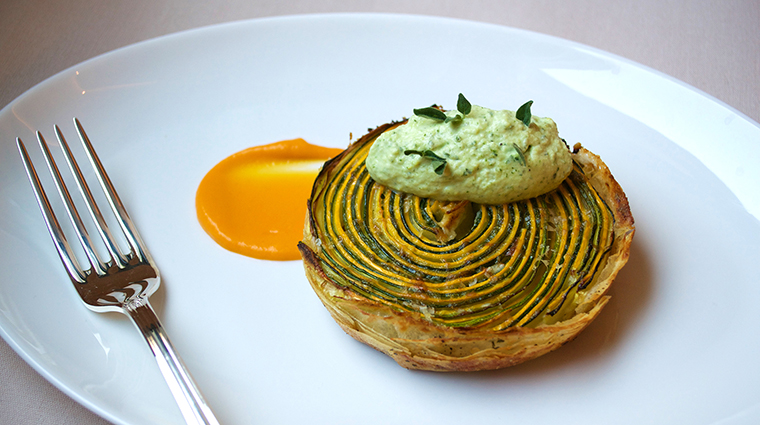 Property Vaucluse Restaurant Dining TarteAuxCourgettes AltamareaGroup