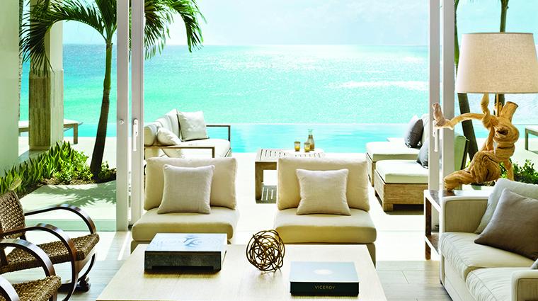 Property ViceroyAnguilla Hotel GuestroomSuite VillaLivingRoom ViceroyHotelGroup