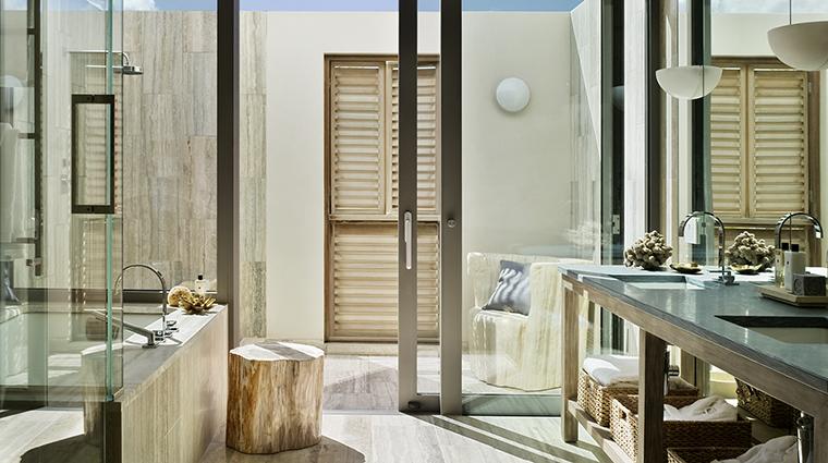 Property ViceroyAnguilla Hotel GuestroomSuite VillaMasterBath ViceroyHotelGroup