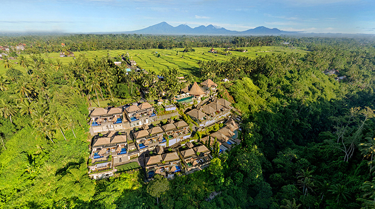Property ViceroyBali Hotel Exterior AerialView ViceroyBali
