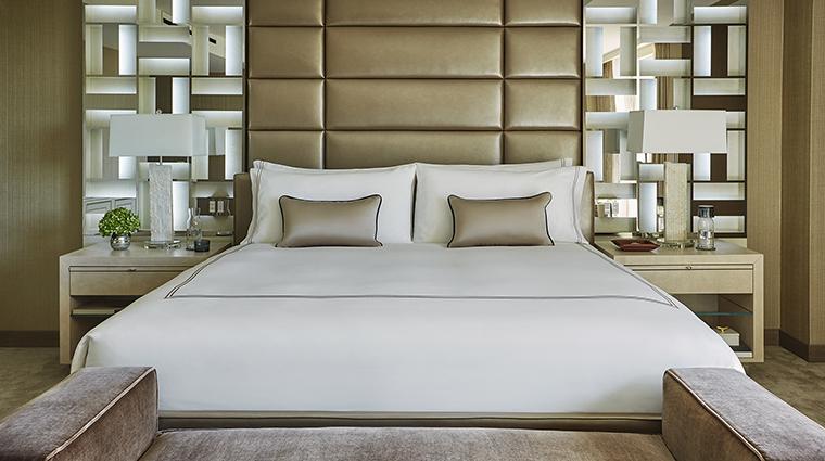Property ViceroyLErmitageBeverlyHills Hotel GuestroomSuite RoyalSuiteBedroom ViceroyHotelGroup