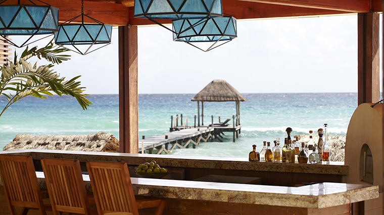 Property ViceroyRivieraMaya Hotel Dining CoralBar&GrilleBarView ViceroyHotelGroup