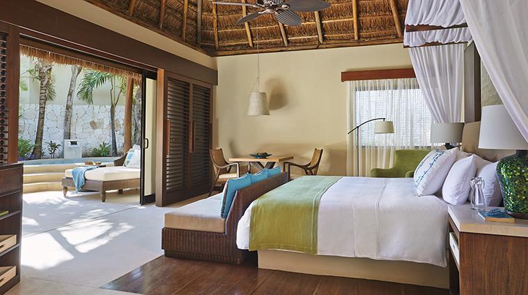Property ViceroyRivieraMaya Hotel GuestroomSuite SignatureVillaBedroom ViceroyHotelGroup