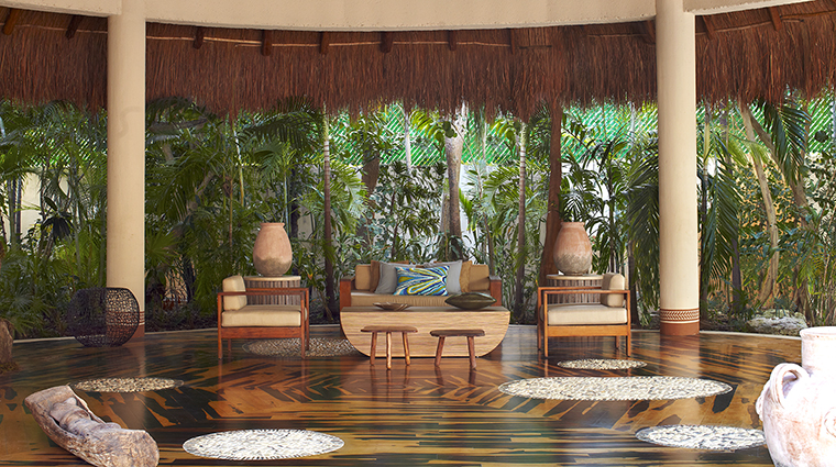 Property ViceroyRivieraMaya Hotel PublicSpaces Lobby ViceroyHotelGroup
