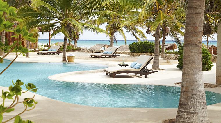 Property ViceroyRivieraMaya Hotel PublicSpaces SwimmingPool ViceroyHotelGroup