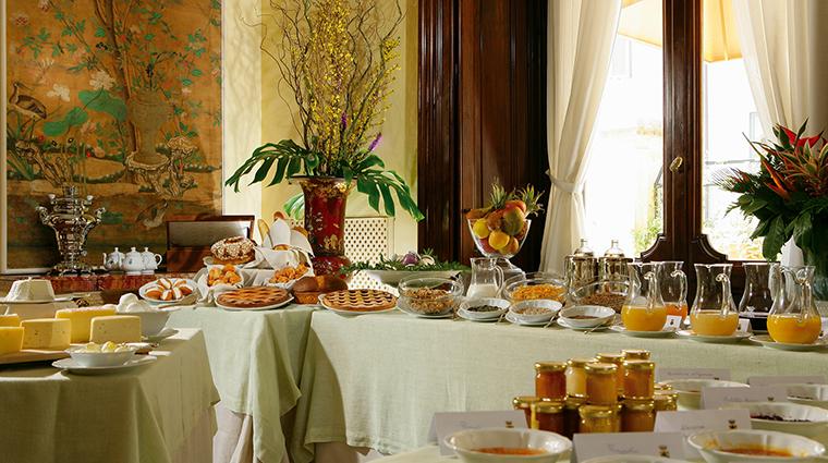 Property VillaSpallettiTrivelli Hotel Dining BreakfastBuffet VillaSpallettiTrivelli
