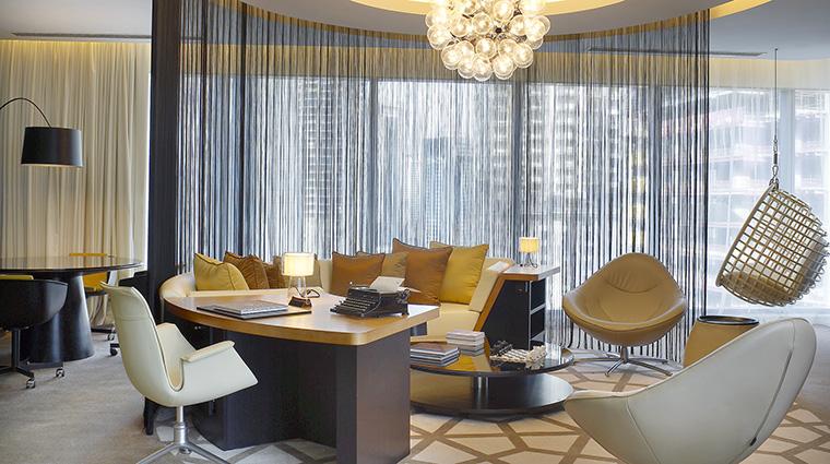 Property WDohaHotel&Residences Hotel GuestroomSuite WSuite MarriottInternationalInc