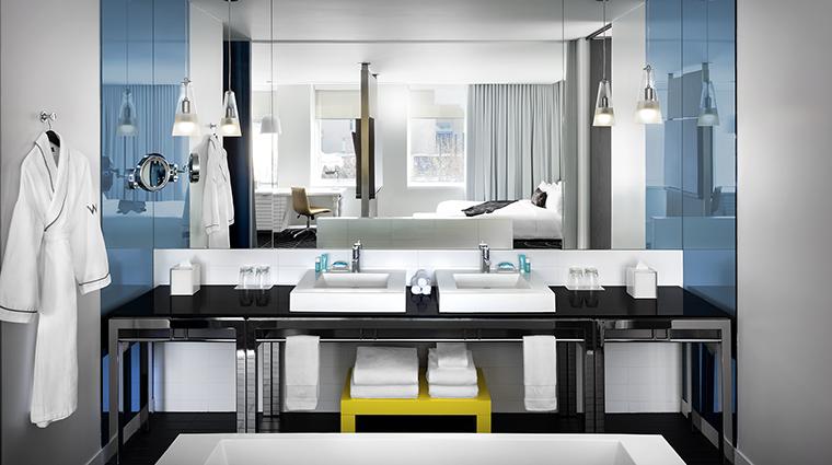 Property WMontreal Hotel GuestroomSuite FantasticSuiteBathroom MarriottInternationalInc