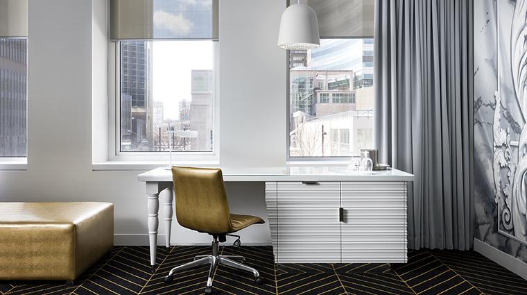 Property WMontreal Hotel GuestroomSuite FantasticSuiteOffice MarriottInternationalInc