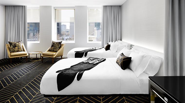 Property WMontreal Hotel GuestroomSuite MegaQueenRoom MarriottInternationalInc
