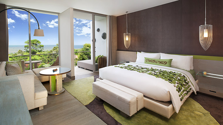 Property WRetreat&SpaBaliSeminyak Hotel GuestroomSuite MarvelousSuiteBedroom MarriottInternationalInc