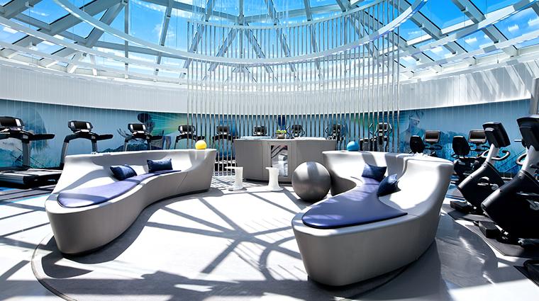 Property WSanFrancisco Hotel PublicSpaces FITGym StarwoodHotels&ResortsWorldwideInc