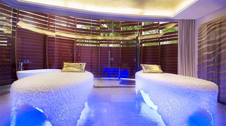 Property WSingaporeSentosaCove 5 Hotel Spa AWAYSpa TreatmentRoom CreditStarwoodHotelsandResotsWorldwideInc