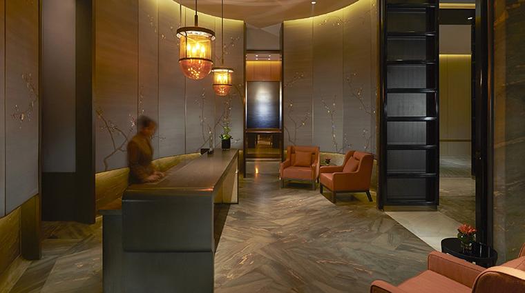 Property WaldorfAstoriaBeijing Hotel PublicSpaces ReceptionArea HiltonWorldwide