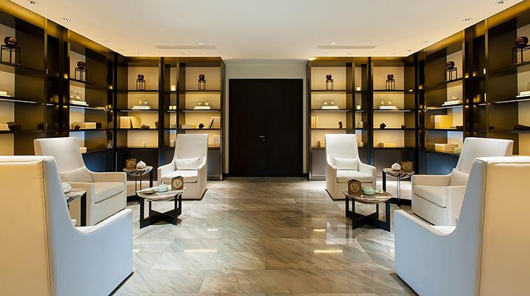 Property WaldorfAstoriaSpaBeijing Spa RelaxationLounge HiltonWorldwide