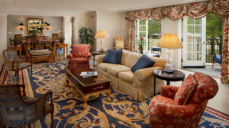 Property WashingtonDukeInn Hotel GuestroomsSuites PresidentialSuite WashingtonDukeInn