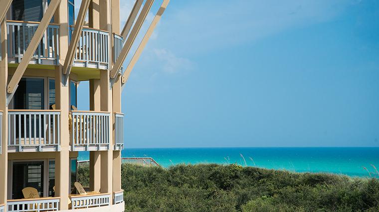Property WaterColorInn&Resort Hotel Exterior GuestroomBalconies StJoeClub&Resorts