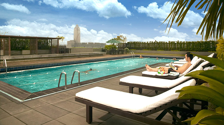 Property WellspringSpa Spa SwimmingPool RegentHotels&Resorts