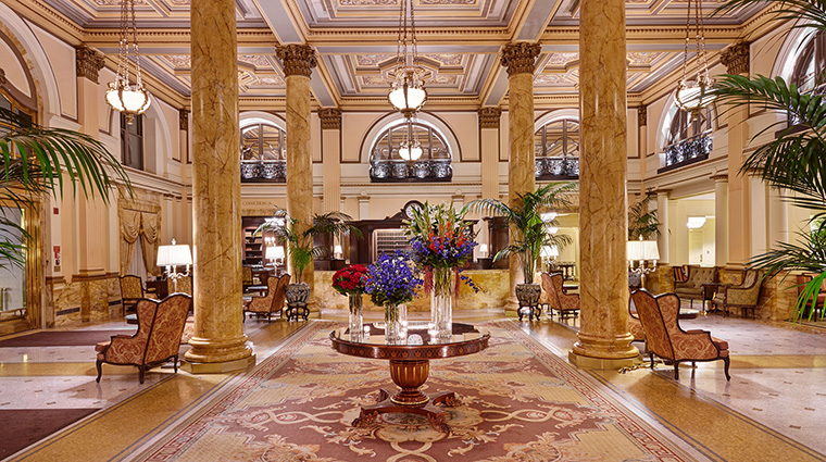 Property WillardInterContinentalWashingtonDC Hotel PublicSpaces Lobby InterContinentalHotels