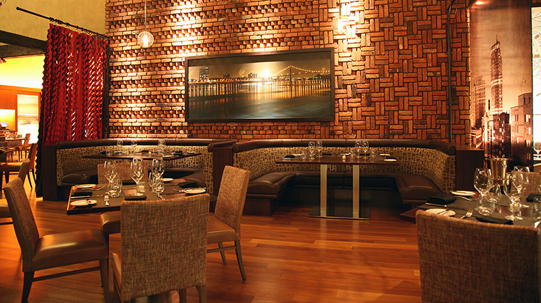 Property WolfgangPuckSteak Restaurant Dining DiningRoom2 MGMResortsInternational