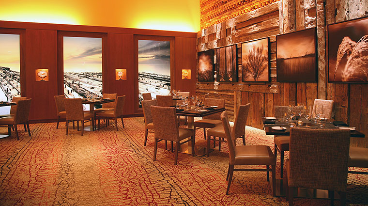 Property WolfgangPuckSteak Restaurant Dining PrivateDiningRoom MGMResortsInternational