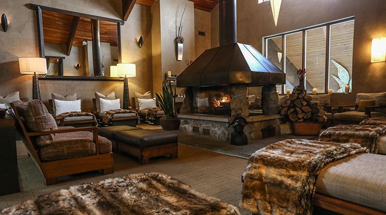 Property WoodlandsSpaatNemacolinWoodlandsResort Spa RelaxationLounge4 NemacolinWoodlandsResort