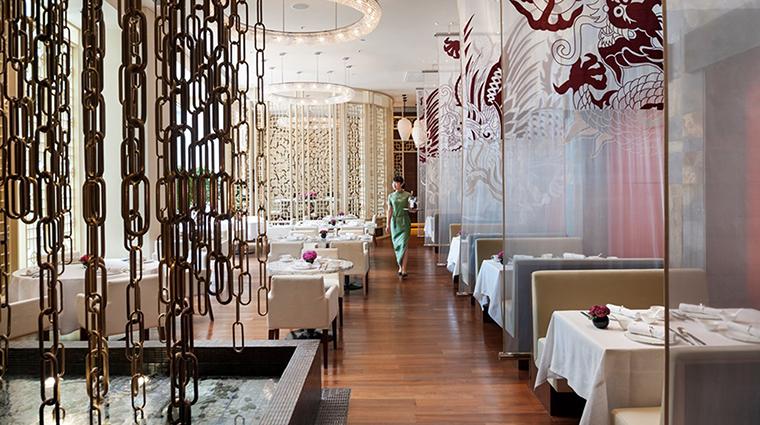 Property YongYiTing Restaurant Dining DiningRoom MandarinOrientalHotelGroup