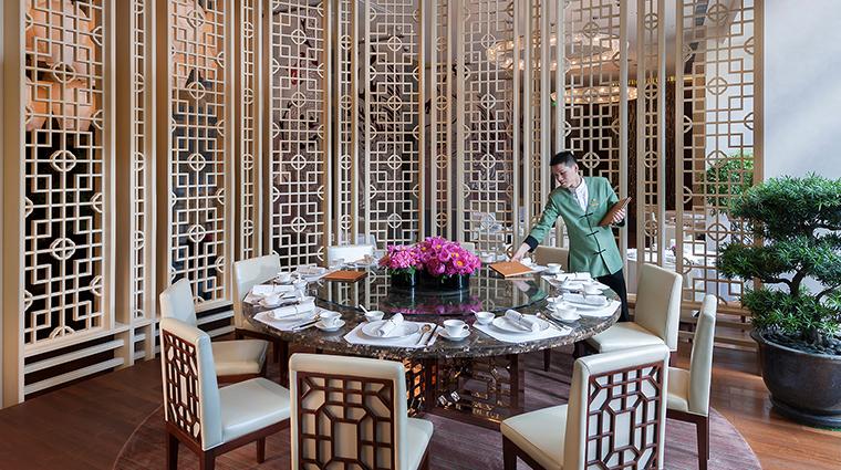 Property YongYiTing Restaurant Dining PrivateDining MandarinOrientalHotelGroup