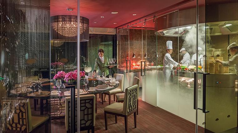 Property YongYiTing Restaurant Dining PrivateDining2 MandarinOrientalHotelGroup
