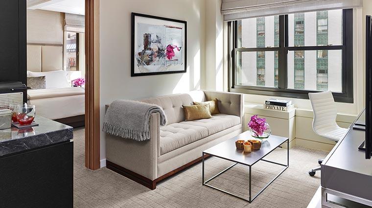 Property theQuin 2 Hotel GuestroomSuites PremierSuiteLivingRoom CredittheQuin