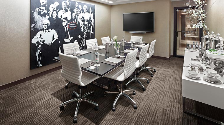 Property theQuin Hotel PublicSpaces Boardroom CredittheQuin