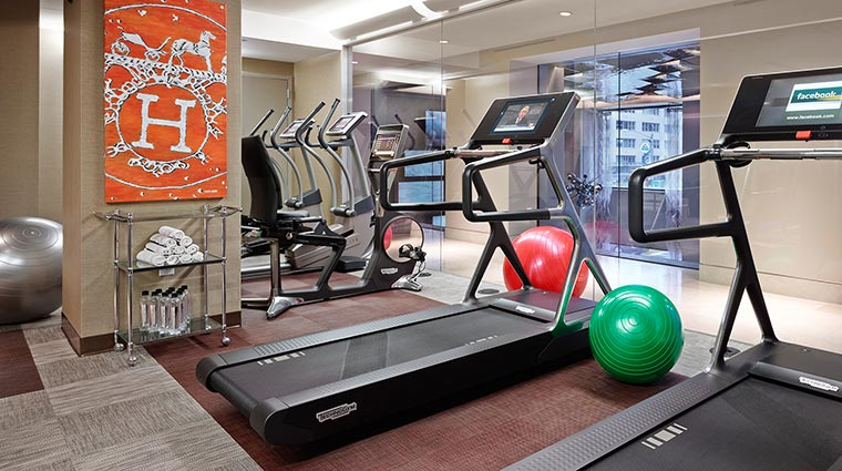 Property theQuin Hotel PublicSpaces FitnessCenter CredittheQuin