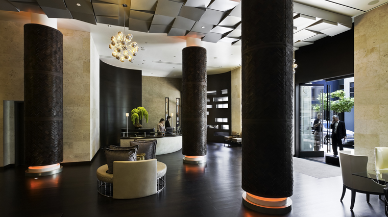 PropertyImage AndazSanDiego 1 Hotel PublicSpaces Lobby Reception CreditHyattCorporation