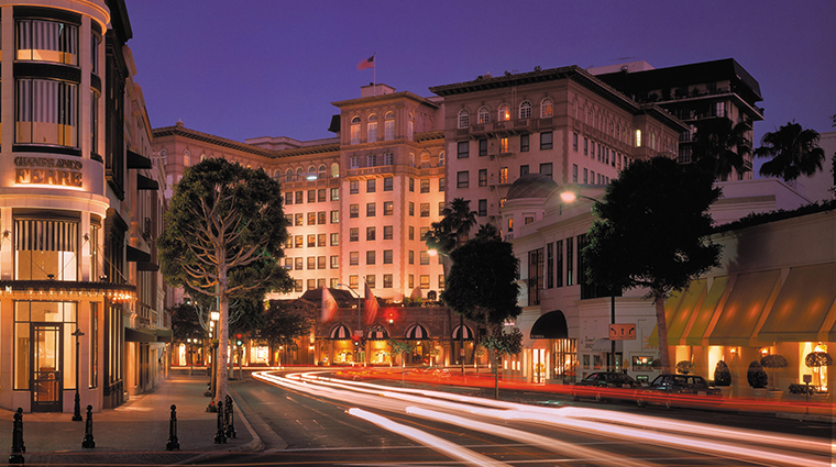 PropertyImage BeverlyWilshire 1 Hotel Exterior CreditFourSeasons