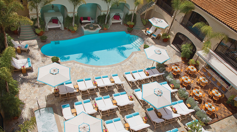 PropertyImage BeverlyWilshire 14 Hotel PublicSpaces Pool CreditFourSeasons