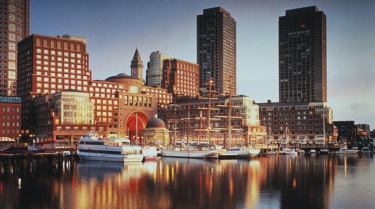 PropertyImage BostonHarborHotel 5 Hotel Exterior 5 CreditBostonHarborHotel