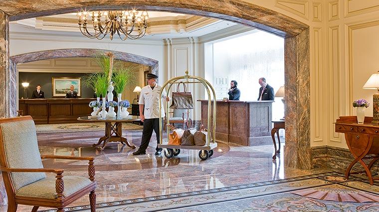 PropertyImage BostonHarborHotel Hotel PublicSpaces Lobby CreditBostonHarborHotel