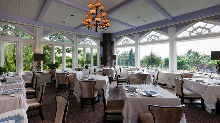 PropertyImage CastleHotel 13 Hotel Restaurant TheGardenRoom CreditCastleHotelandSpa