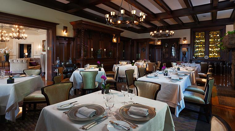 PropertyImage CastleHotel 15 Hotel Restaurant TheOakRoom CreditCastleHotelandSpa