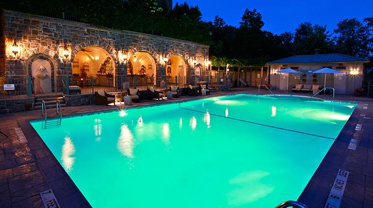 PropertyImage CastleHotel 5 Hotel PublicSpaces Pool CreditCastleHotelandSpa