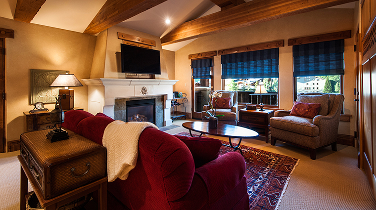 Stay In An Elegant Park City Chalet