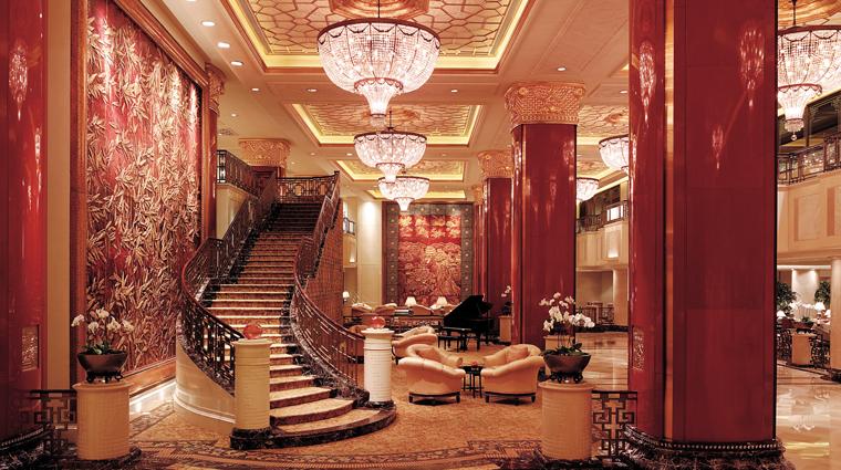 PropertyImage ChinaWorldHotelBeijing 1 Hotel PublicSpaces Lobby CreditShangriLaInternationalHotelManagementLTD