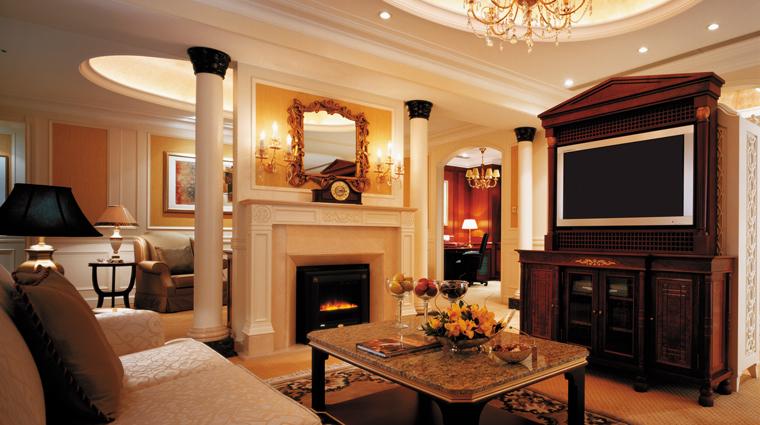 PropertyImage ChinaWorldHotelBeijing 3 Hotel GuestroomSuite BeijingSuite LivingRoom CreditShangriLaInternationalHotelManagementLTD
