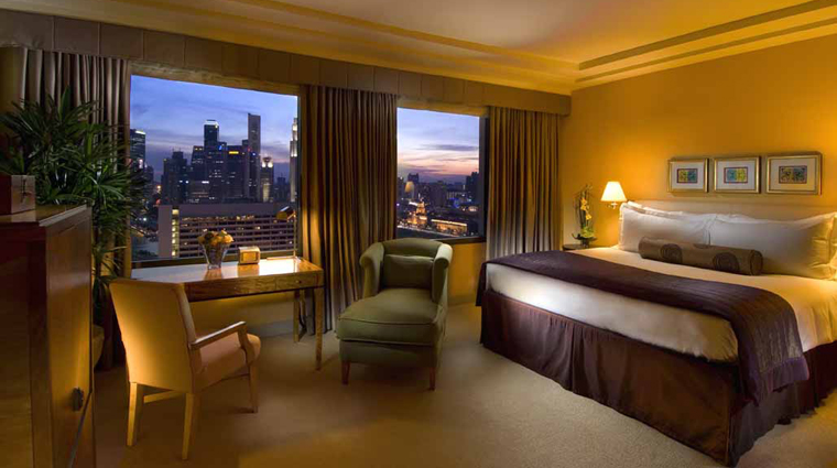PropertyImage ConradCentennialSingapore 2 Hotel GuestroomSuite ExecutiveRoom CreditHiltonWorldwide