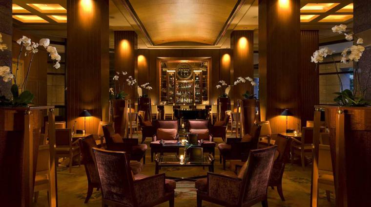 PropertyImage ConradCentennialSingapore 4 Hotel BarLounge LobbyLounge CreditHiltonWorldwide