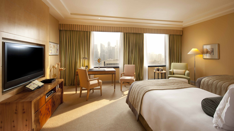 PropertyImage ConradCentennialSingapore 5 Hotel GuestroomSuite ClassicRoomTwin CreditHiltonWorldwide