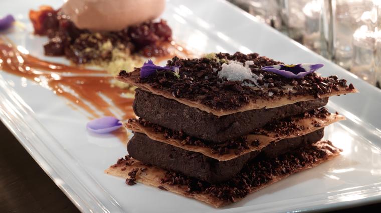 PropertyImage Deuxave 12 Restaurant Food ChocolateNepolian CreditAndyRyan