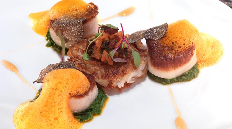 PropertyImage Deuxave 15 Restaurant Food Scallops CreditDeuxave